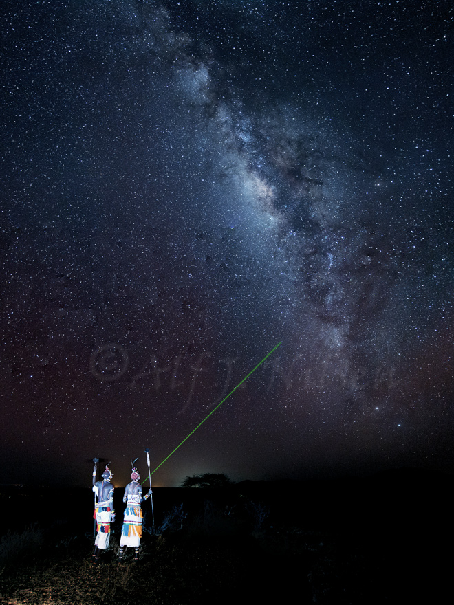 Milky Way Samburu