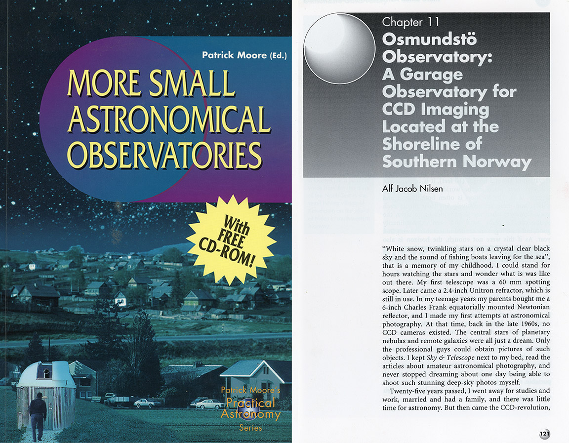 Observatory book 1